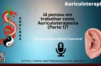 Já Pensou em trabalhar como Auriculoterapeuta – Parte 1